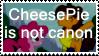 CheesePie is not canon Bronies by KittyJewelpet78