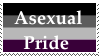 Asexual Pride Stamp by KittyJewelpet78