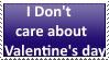 I don't care about Valentines Day by KittyJewelpet78