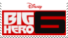 (Request) Big Hero 6 Stamp by KittyJewelpet78