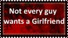 Not every guy wants a girlfriend by KittyJewelpet78