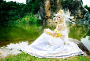 Wedding by the river by rinabyakuran
