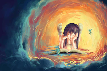 Fairytales by starthief-alice
