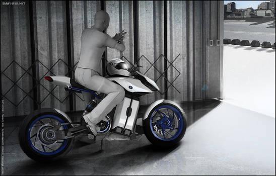 BMW HP KUNST - Preparation by Vincent-Montreuil