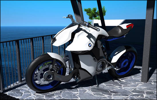 BMW HP KUNST - Environment 01 by Vincent-Montreuil