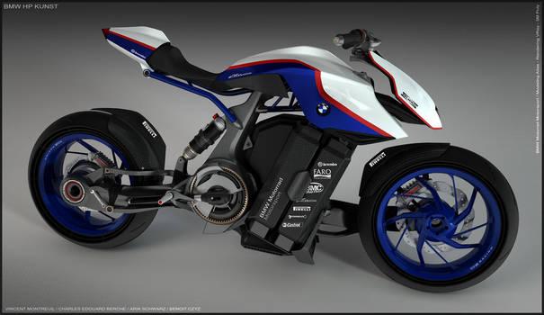 BMW HP KUNST - Motorsport by Vincent-Montreuil