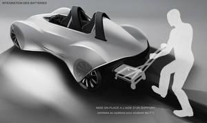 Light Car 04 by Vincent-Montreuil