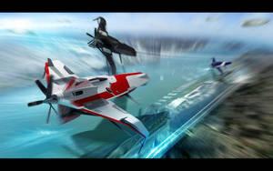 Race XFRS NVart Contest by Vincent-Montreuil
