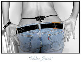 Blue Jeans by bustamantephoto