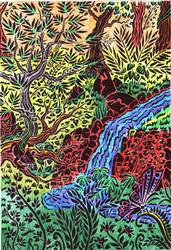 Black jungle motives by kxeron