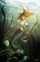 Mermaid by Seless