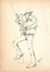 TF2 Sniper by Kalel06