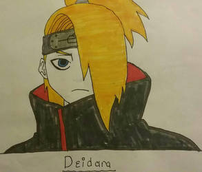 Deidara  by slipknotcats2