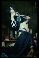 Brave 10 - Unno Rokuro cosplay II by Akitozz6