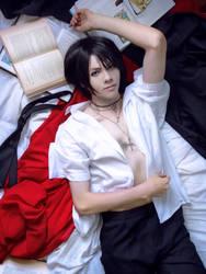 Angel Sanctuary - Kira Sakuya cosplay II by Akitozz6