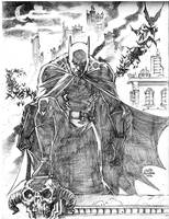 Batman by davidnewbold