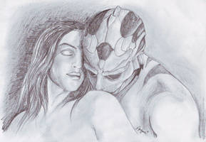 Drells kiss by Angua33