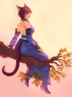 Ruby Soul Commission by yuri-murasaki
