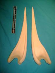 Latex Night Elf Ears - 12-inch Length by wynderkind