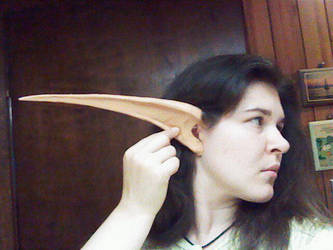 12-inch Latex Night Elf Ears by wynderkind