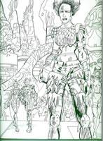 Chapter 3, page 1 by Gotzendammerung