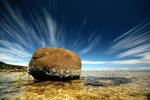 rock, hudson by bryan-cuttance