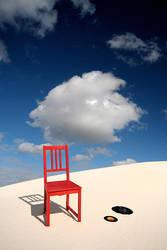 sand dune blues by bryan-cuttance