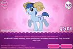 Ponyscopes (Aries pony) by sarin555