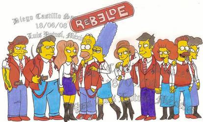 Simpsons RBD by dviouz
