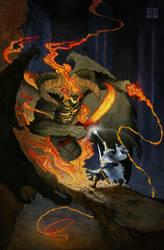 Brimstone and Hellfire! by uzi91