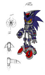 Silver Sonic mkIII by wedgeprower