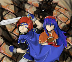 Final Fuin no Tsurugi by AiTengere