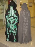 Otakuthon 2007 - Zelda Capes by corlee1289