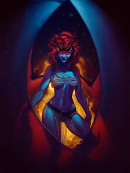 Demona by achibner