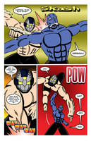 Deviant Universe Page 4 by mja42x