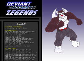 DU Legends-Diago by mja42x