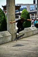 Skate Mexico by melolonta