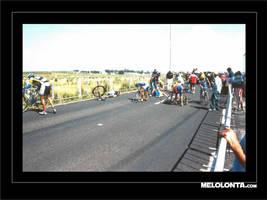 Bike Crash by melolonta
