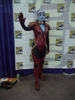 Mass Effect 2-Samara Comic Con by Terra-fen