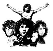 Jim Morrison by axlandreto