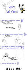 Art Meme by Univenon