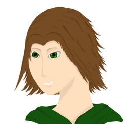 Justin - Portrait by Univenon