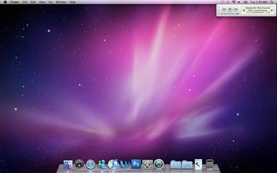 Mac OSX Snow Leopard by Univenon