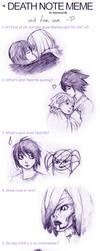Death note meme by Lun-san