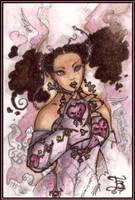 Valentine Card by VoodooChyld