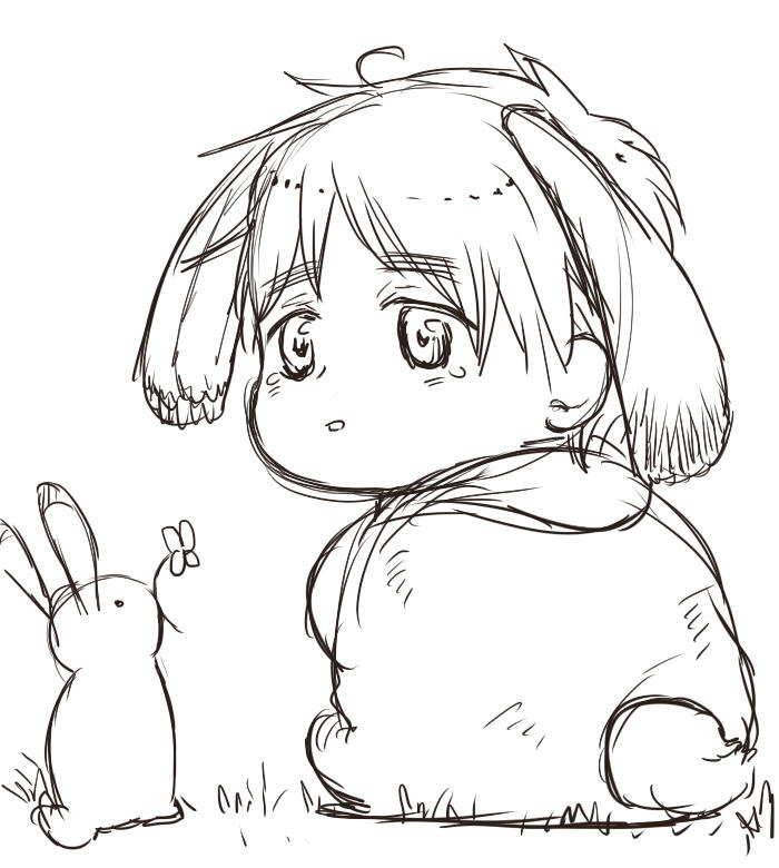 rabbit chibi iggy by nana boshi on deviantart Shi MA Bo rabbit chibi iggy by nana boshi