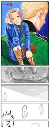 TEGAKI: Hetaoni doujin by Nana-Boshi