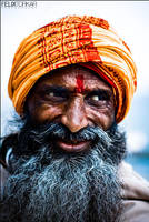 Sadhu II by FelixTo