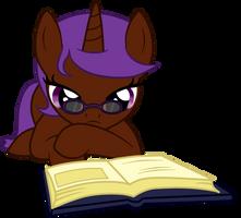 Beautiful Reader Eli by Eliyora