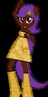 Eli EqG pony girl by Eliyora